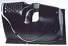 First paintball product a full face mask 1987